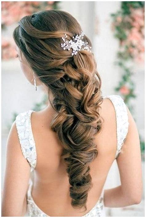 Half Up Wedding Hairstyles by Wedding Hairstyles Half Up Wedding S Style