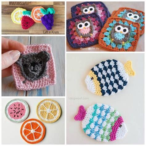 crochet craft projects free crochet patterns 40 crochet tutorials and ideas
