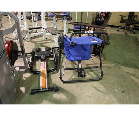 york concorde rower and ab lounge exercise machine
