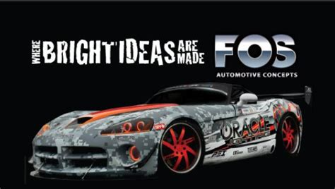 fos automotive concepts mechanical  electrical