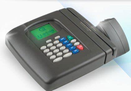 sejarah mesin absensi kios barcode