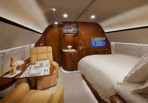 Private Jet With Bedroom Boeing Business Jet Charter Avjet Corporation