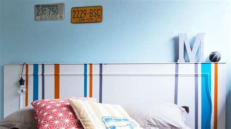 luxe deco chambre adulte avec porte volet bois