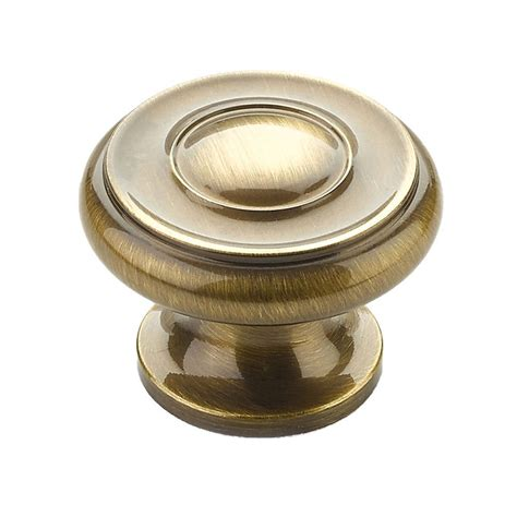 antique brass cabinet knobs schaub and company shop 704 ab cabinet knobs antique