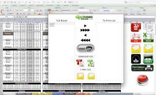 gold strength conditioning templates excel platinum strength conditioning excel template excel