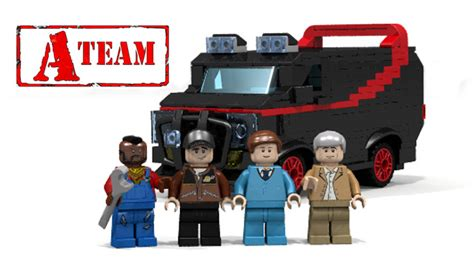 Lego Team a team lego branded in the 80s
