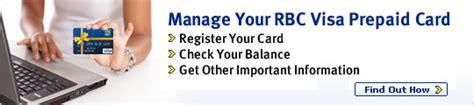 Rbc Visa Gift Card Balance Inquiry - visa gift cards rbc royal bank
