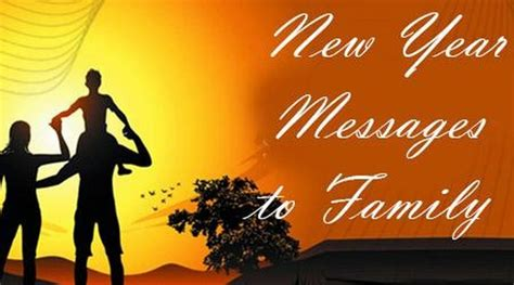 new year messages to family new year text messages best