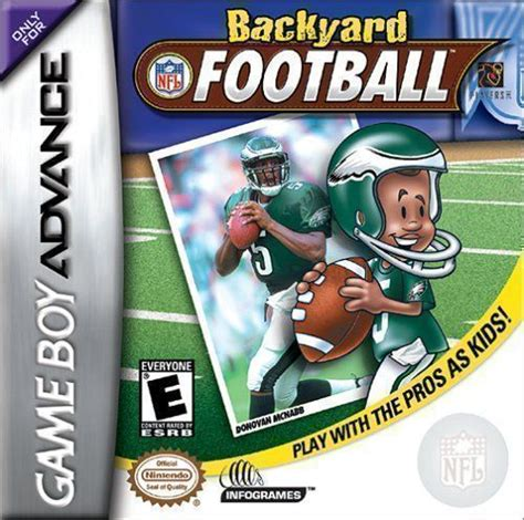 backyard football download backyard football gba gameboy advance gba rom download