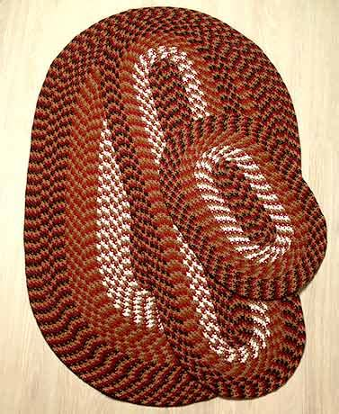 Braided Rug Sets by Braided Rug Or Chair Pad Sets Ltd Commodities