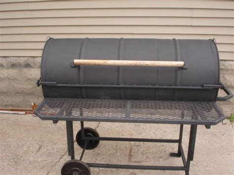 how to build your own no weld drum bbq smoker your projects obn how to build your own no weld drum bbq smoker diy