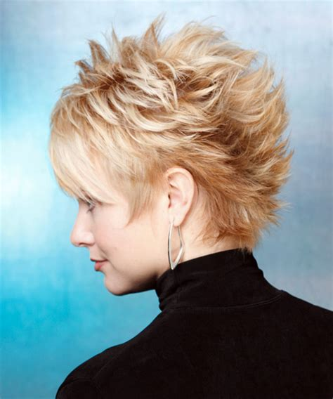haircuts usa short straight alternative hairstyle light blonde golden