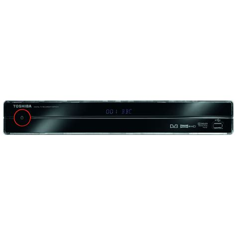 Hdd Recorder toshiba hdr5010 freeview hd 500gb hdd recorder pvr