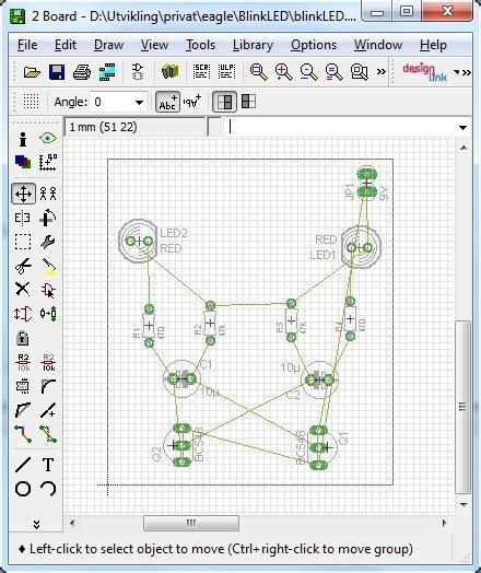 pcb design tutorial using eagle pcb design tutorial for eagle build electronic circuits