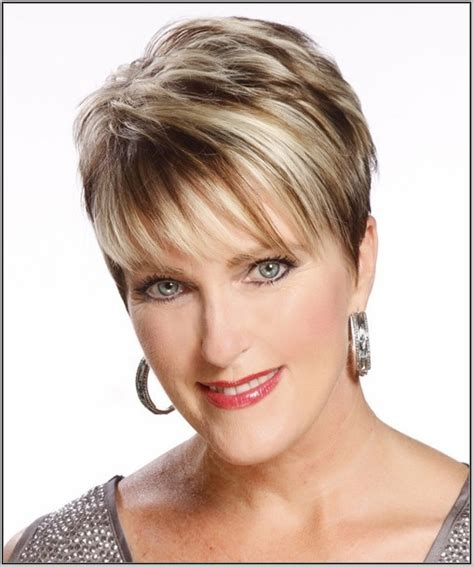 hairstyles for 50 with thin hair short hairstyles for fine hair over 50 ideas 2016