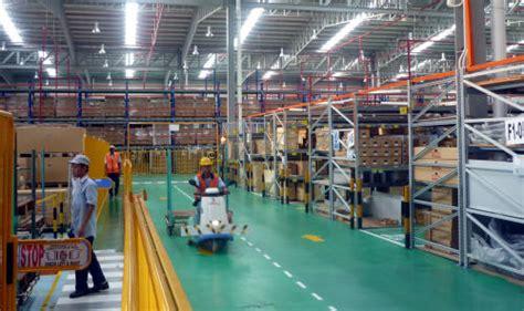 Toyota Distribution Center Umw Toyota Expands Its Parts Distribution Centre Facility