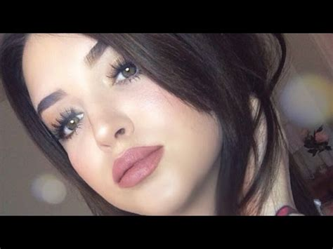 lip tutorial instagram kylie jenner inspired makeup tutorial youtube