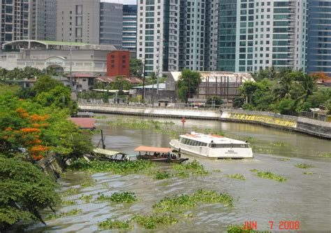 ferry boat pasig river panoramio photo of ferry boat at pasig river