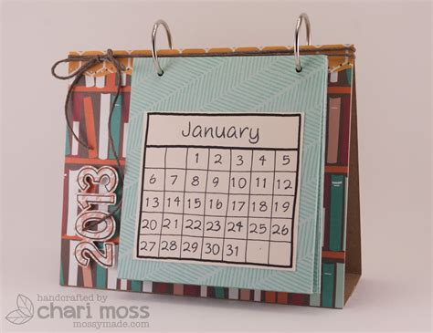 how to make a calendar stand how to make a stand up desk calendar hostgarcia