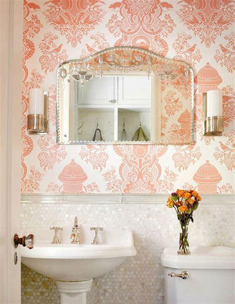 damask bathroom decor pink damask bathroom panda s house