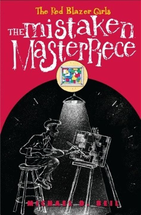 the masterpiece books the mistaken masterpiece the blazer 3 by
