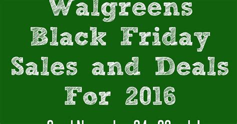 8 black friday deals you shouldn t pass up smartwatchly walgreens ad november 24 26 best sales deals spend