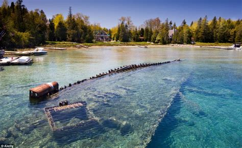 Canada Sweepstakes - world 191 s most beautiful shipwreck haunting hull of sweepstakes lies just twenty feet