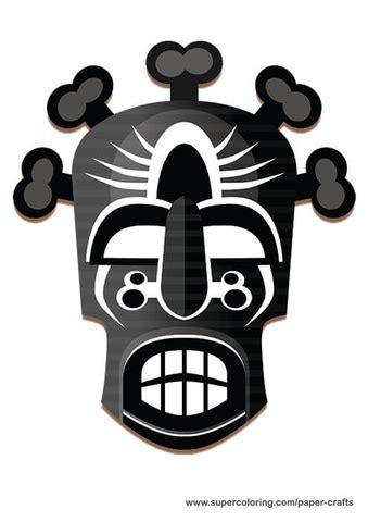 Animal Mask Template Printable