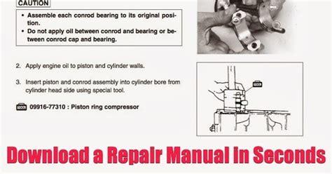 Download Yamaha Atv Repair Manuals Instantly Download