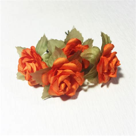 wedding hair accessories orange orange bohemian wedding hair accessories bridal