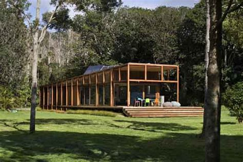 green design house sustainable home design of great barrier house