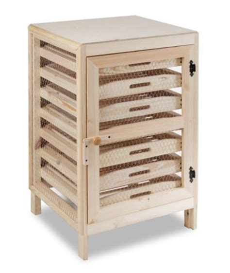 Fruit Storage Racks by Traditional Wooden Apple Storage Rack 10 Drawers Trays Onions Fruit Store Ebay