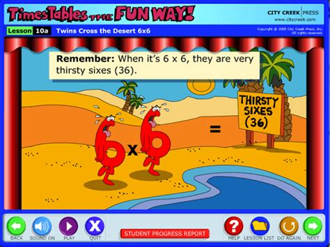 times tables the way times alive review