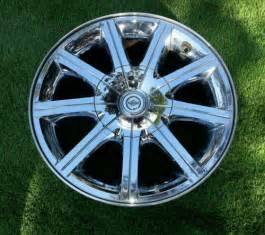 Used Chrysler 300 Rims For Sale Used Chrysler 300 Wheels Ebay