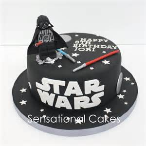 star wars theme sensational cakes