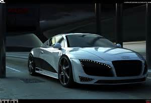 Audi R 7 Audi R7 Concept Flickr Photo