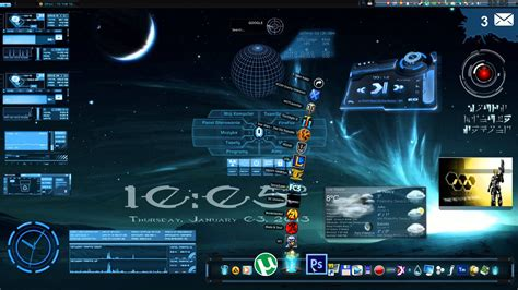 download theme for windows 7 rainmeter god bless warez rainmeter themes windows 7 download