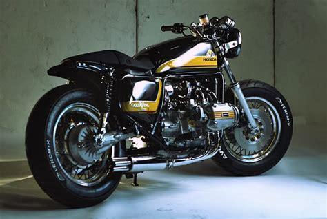 gl1000 cafe racer kit 1978 honda gl1000 goldwing tracker bikebound