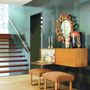 contemporary hallway design ideas stylish
