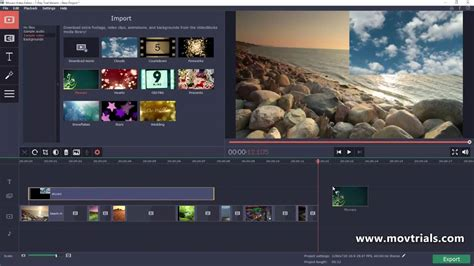 tutorial for video editing movavi video editor review and tutorial with trial