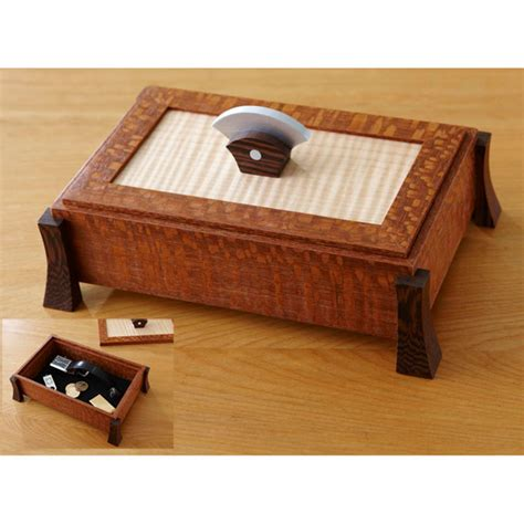 woodworking boxes keepsake box woodworking plan from wood magazine