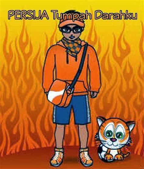 Jaket Zipper 2 We Are Persija Jakarta Mania persipura vs persija foto 2016