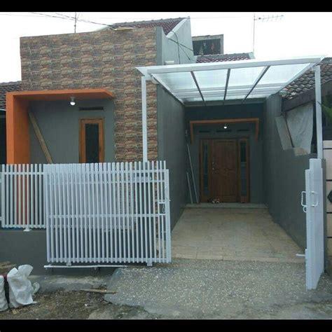 inilah model rumah sederhana tapi kelihatan mewah