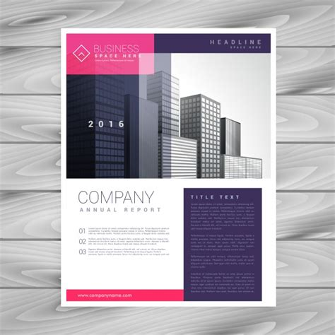 brochure and magazine layout design vector trendy magazine layout brochure flyer design a4 template