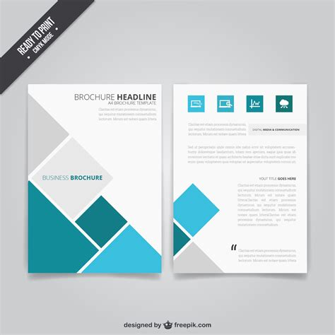 template brochure corel draw x4 wartechglobal template brosur corel draw super keren