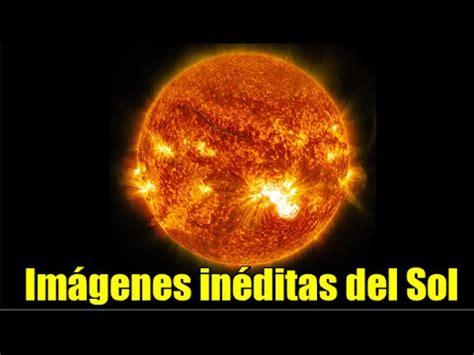 Imagenes Sorprendentes Del Sol   difunde nasa im 225 genes in 233 ditas del sol youtube