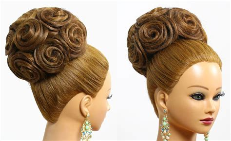 Hairstyles Images by Hairstyle For Hair Tutorial Bridal Updo With