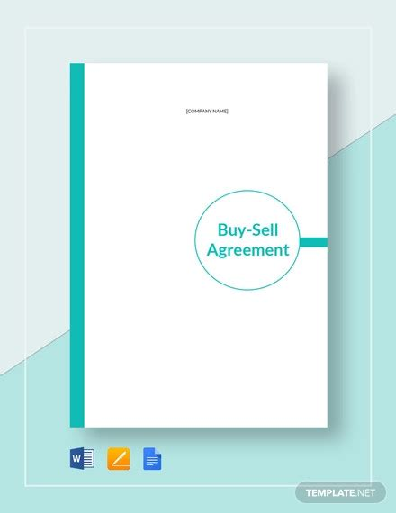buy sell agreements templates 19 purchase and sale agreement templates word pdf