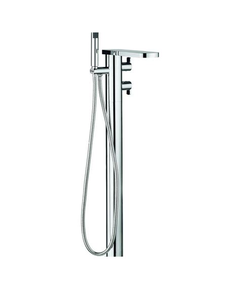 floor standing bath shower mixer wisp floorstanding bath shower mixer h v bathrooms tiles