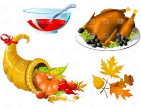 Thanksgiving roasted turkey and cornucopia 4668 download royalty
